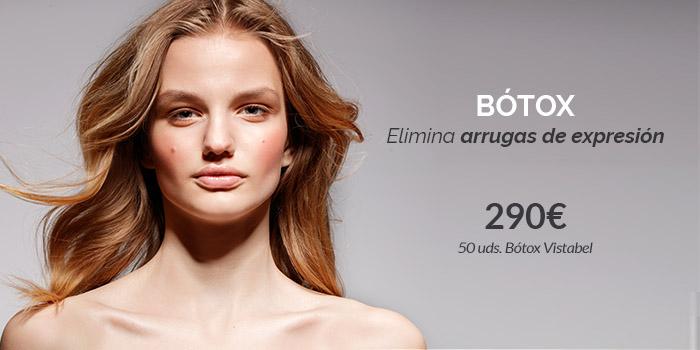 precio botox 2020