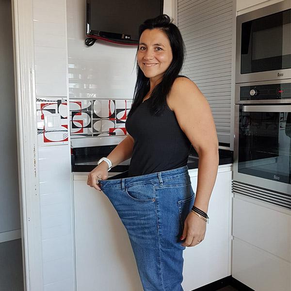 Cómo adelgazar 40 kilos con éxito: la historia de Natalia