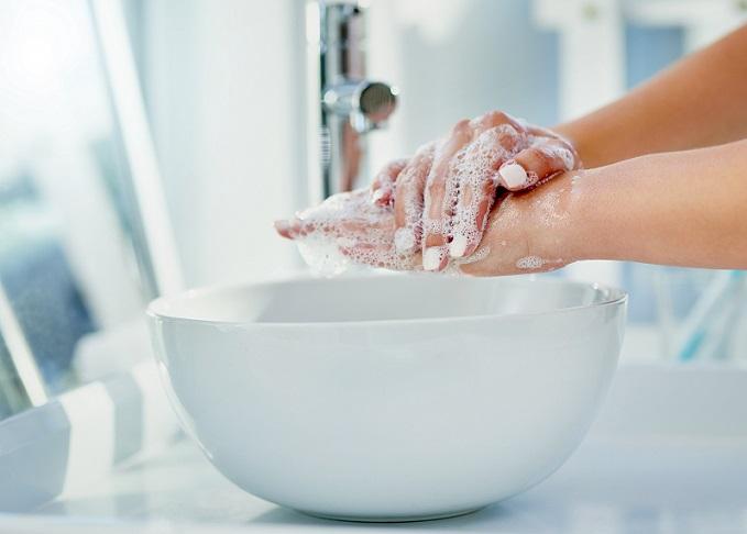 Lavado de manos covid