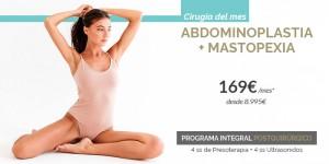 Abdominoplastia + Elevación de pecho precio 2020