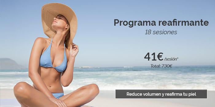 programa reafirmante precio verano 2020