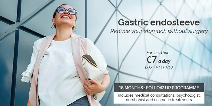 Gastric Endosleeve