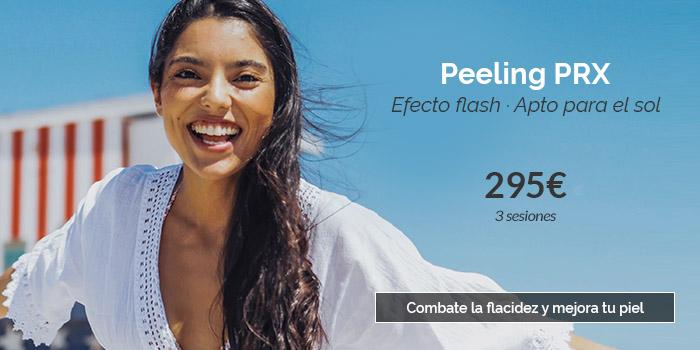 facial peelling PRX price