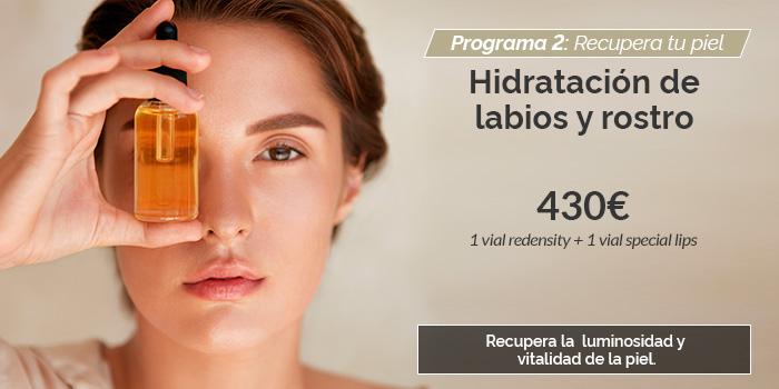 rehidratacion facial precio 2020