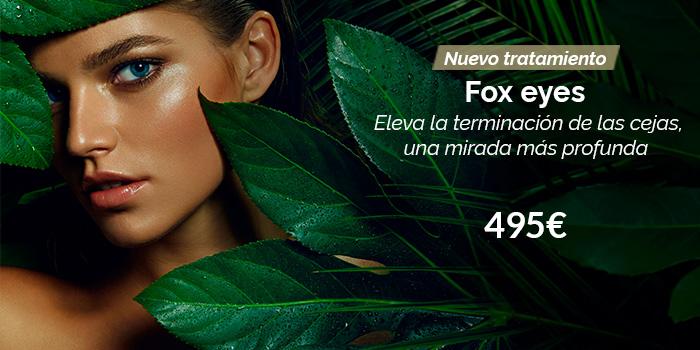 Fox Eyes precio