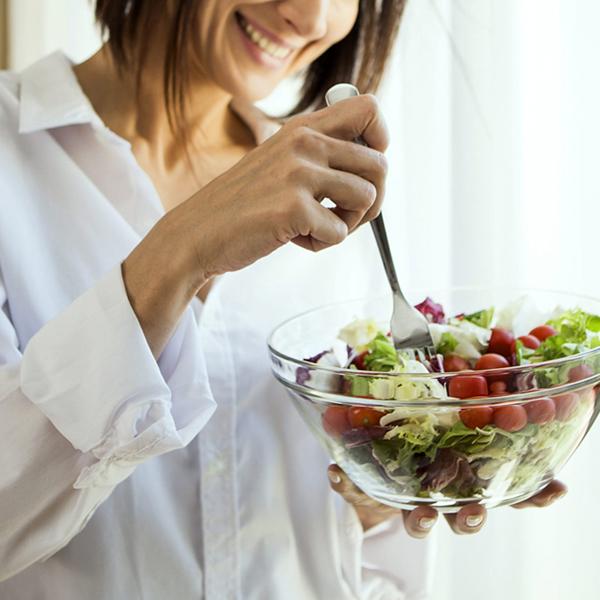 Mujer, menopausia y nutrición