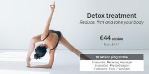 Body Detox Programme price 2021