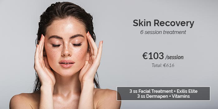 recover skin summer